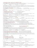 DAO ĐỘNG CƠ HỌC – ĐỀ THI TỐT NGHIỆP CÁC NĂM pdf