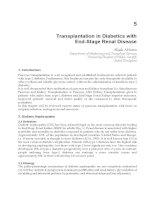 UNDERSTANDING THE COMPLEXITIES OF KIDNEY TRANSPLANTATION Part 3 ppsx