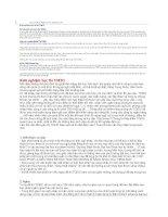 Cấu trúc đề thi TOEIC và kinh nghiệm học thi pps