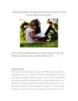 """Sáng kiến kinh nghiệm Một số biện pháp phát triển ngôn ngữ cho trẻ thông qua hoạt động tạo môi trừơng chữ"""". pot"""