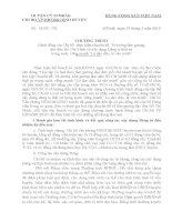 """CHƯƠNG TRÌNH Hành động của Chi bộ thực hiện chuyên đề: Tư tưởng tấm gương đạo đức Hồ Chí Minh về xây dựng Đảng ta thật sự trong sạch, vững mạnh """"Là đạo đức, là văn minh"""" pot"""