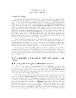 Miễn dịch học thực vật 2 - chương 4 ppt