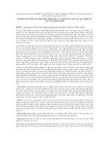 HƯỚNG DẪN ĐIỀN CÁC BIỂU MẪU ĐÁNH GIÁ TÁC ĐỘNG ĐỘC LẬP CÁC QUY ĐỊNH VỀ THỦ TỤC HÀNH CHÍNH pdf