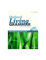 Oxford - Living grammar pre intermediate pot