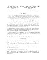 Quyết định số 1376/QĐ-BNN-KHCN ppt