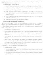 câu hỏi ôn tập cuối kỳ môn đường lối pptx