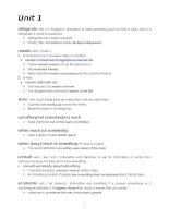Vocab English 3 (Grammar) pptx