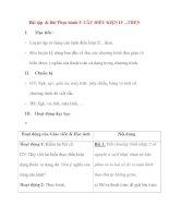 Giáo án Tin Học lớp 8 Ban Tự Nhiên: Bài tập & Bài Thực hành 5 CÂU ĐIỀU KIỆN IF ...THEN pot