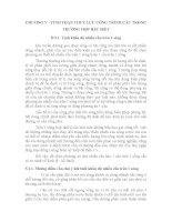 Sổ tay thủy văn cầu đường - TÍNH TOÁN THUỶ LỰC CÔNG TRÌNH CẦU TRONG TRƯỜNG HỢP ĐẶC BIỆT part 1 ppsx