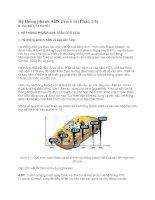 Hệ thống phanh ABS trên ô tô (Phần 1/6) docx