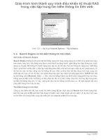 Giáo trình hình thành quy trình điều khiển kỹ thuật RAS trong việc tập trung tìm kiếm thông tin trên web p1 doc