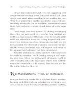 Make Every Man Want You PHẦN 4 pdf