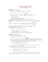 chuyên đề toán 6 - dãy số phức tạp