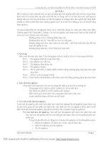 Tài liệu Hướng dẫn kỹ thuật Thí nghiệm xử lý Chất thải - Phần 1 ppsx