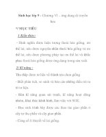 Sinh học lớp 9 - Chương VI – ứng dụng di truyền học potx