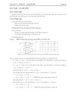 Bài giảng kỹ thuật số ứng dụng - Chương 2 ( tiếp theo ) pdf