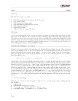 Session 11 - Mảng – Lý thuyết pot