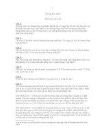 Bài tập thực hành - mô hình AD - AS 2 docx