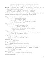 Giải bài tập máy điện chương 11 doc