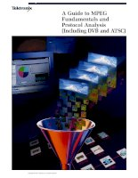 A Guide to MPEG Fundamentals and Protocol Analysis pot