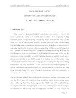 Bài tiểu luận cuối học phần - CÁC MÔ HÌNH LÝ THUYẾT GIẢI QUYẾT VẤN ĐỀ NĂNG LƯỢNG TỐI QUAN SÁT THẤY TRONG THIÊN VĂN ( Nguyễn Quốc Trị ) pot