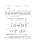 Phương pháp cọc đất - xi măng kết hợp gia tải nén trước pot