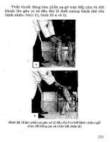 Thực hành lâm sàng thần kinh học tập 1 part 8 pdf