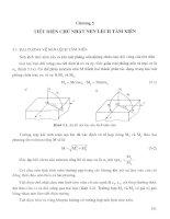 Tính toán tiết diện cột bê tông cốt thép - Chương 5 pot