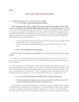 Giáo trìn Nhập môn Thuế: BÀI 2: THUẾ THU NHẬP DOANH NGHIỆP pps