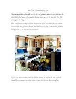 Sắc xanh kích thích sáng tạo pdf