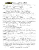 VẬT LÝ 12 THI THỬ ĐẠI HỌC (ĐỀ SỐ 02) pdf