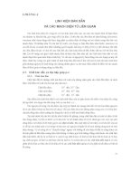 Nguyên lí kỹ thuật điện tử ( Nxb Giáo Dục 2005 ) - Chương 4 potx