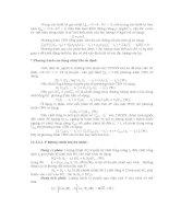 Giáo trình hình thành những lý thuyết về cấu tạo mặt trời và các tiểu hành tinh trong dãy thiên hà phần 10 pdf