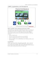 oracle 8 database administration volume 1 instruction guide phần 6 pps