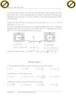 Giáo trình hướng dẫn tìm hiểu các bài toán về hàm bậc cao phần 3 docx