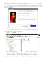 Giáo trình hướng dẫn cách chế bảng điện tử và bảng video từ chương trình đồ họa phần 2 doc