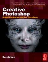 creative photoshop digital illustration and art techniques - Phần 1 ppt