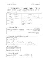 Hàm số lượng giác và phương trình lượng giác