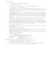 14 TCN 115 - 2000 Thành phần, nội dung và khối lượng khảo sát địa chất trong các giai đoạn lập dự án và thiết kê công trình thủy lợi part 5 pptx