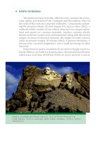 EARTH SCIENCES - Notable Research and Discoveries Part 2 potx