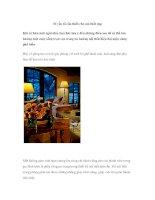 10 yếu tố cần thiết cho nội thất đẹp ppsx