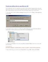 Cách tìm kiếm driver qua Device ID pps