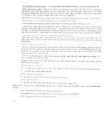 14 TCN 115 - 2000 Thành phần, nội dung và khối lượng khảo sát địa chất trong các giai đoạn lập dự án và thiết kê công trình thủy lợi part 7 potx