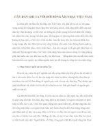 CÂY ĐÀN GHI TA VỚI ĐỜI SỐNG ÂM NHẠC VIỆT NAM pdf