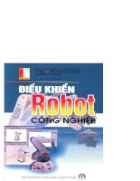 Điều khiển robot công nghiệp part 1 pptx