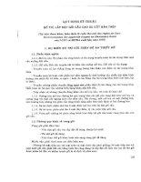 Quy định kỹ thuật bố trí lắp ráp gối cầu cao su cốt bản thép doc