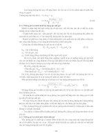 Giáo trình hướng dẫn phương thức tính toán và thiết kế đường ống dẫn nước phần 4 ppt