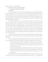 Tiểu luận môn luật kinh tế chủ đề hợp đồng kinh tế