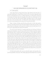 CÁC PHƯƠNG PHÁP THỐNG KÊ TRONG THUỶ VĂN - CHƯƠNG 6 pot