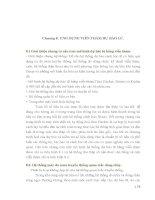 Chương 8. ỨNG DỤNG VIỄN THÁM DỰ BÁO LŨ.8.1 Giới thiệu chung và cấu trúc mô ppsx